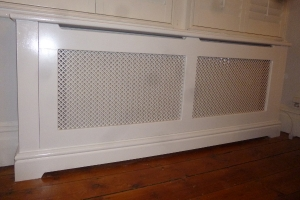 Alcove & radiator units-Crystal Palace